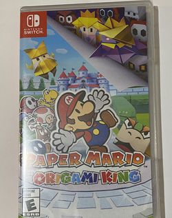 Paper Mario Origami King for Sale in Seattle,  WA