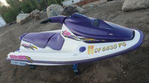 Seadoo gts sea doo jet ski boat fast fun clean low hours trades barter for Sale in Lake Elsinore, CA