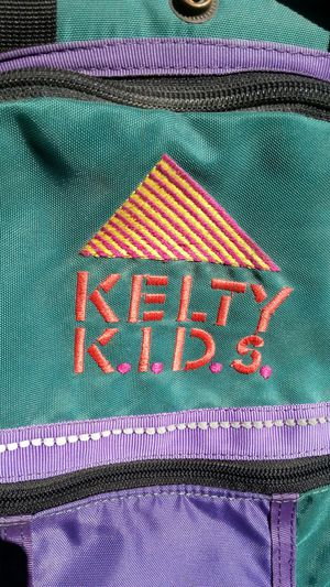 Kelty kids hiking baby backpack for Sale in Denver, CO