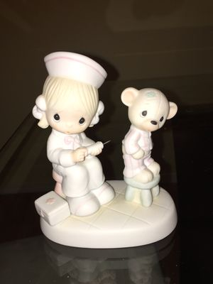Precious Moments collectible porcelain figurine for Sale in Hillsboro, OR