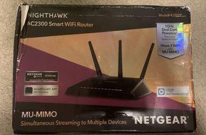 Netgear Smart WiFi Router for Sale in Seattle, WA
