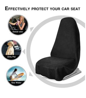 NEW Sweat Towel Car Seat Protector for Sale in Houston, TX