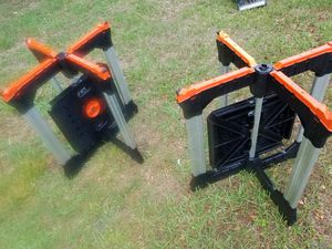 2 craftsman saw tables for Sale in Oviedo, FL
