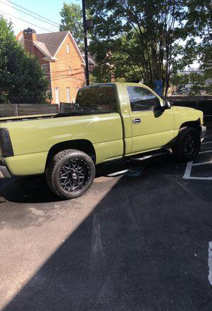 2002 Chevy Silverado for Sale in Atlanta, GA