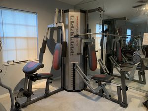 Dual home gym - WeiderClub 4870 with manual for Sale in Brandon, FL