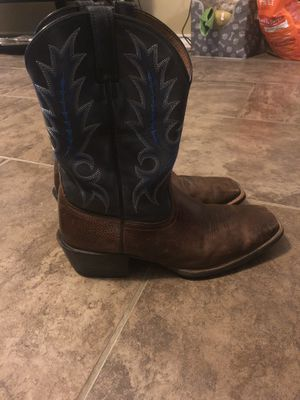 Ariats size 12d for Sale in Victoria, TX