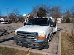 01 F 350 Flatbed dully for Sale in Greenville, TX