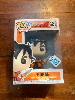 Dragon Ball Z Gohan POP for Sale in North Providence, RI