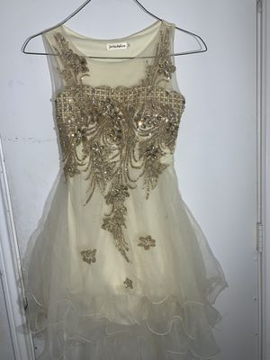 Gold Prom Dress for Sale in Nashville, TN