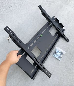 """New $25 Large TV Wall Mount 50""""-80"""" Slim Television Bracket Tilt Up/Down, Max 165lbs for Sale in Whittier, CA"""