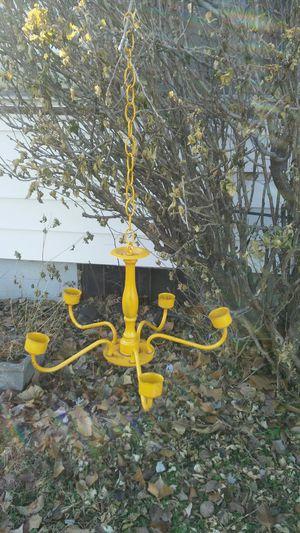 Yard chandelier for Sale in Wichita, KS