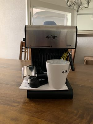 Mr Coffee Espresso Maker for Sale in Atascocita, TX