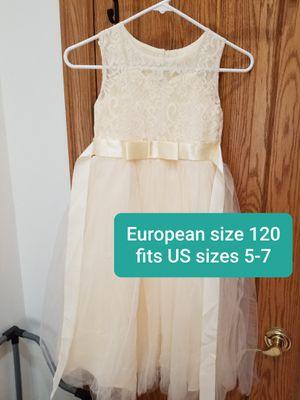 Flower Girl Dress for Sale in Hollsopple, PA