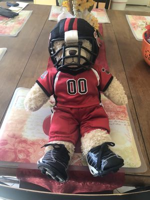 Football Player Build -A-Bear for Sale in Palmdale, CA