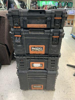 Ridgid Tool box for Sale in San Antonio, TX