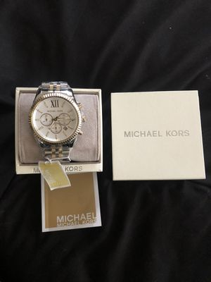 Micheal Kors Lexington watch for Sale in Hayward, CA