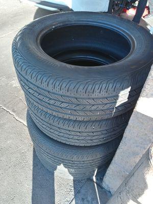 Tires 215/60r16 for Sale in Las Vegas, NV