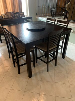 Large dining set for Sale in HUNTINGTN BCH, CA