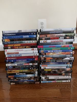 42 Classic Movies - DVDs For Sale! $25 or Best Offer! for Sale in Annandale, VA
