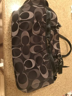 Coach diaper bag for Sale in Maricopa, AZ