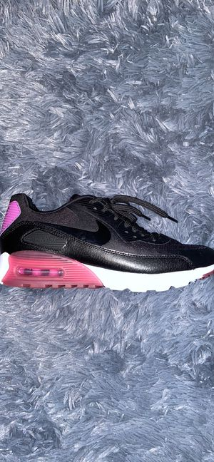 Nike Air Max black white purple for Sale in Lake Worth, FL
