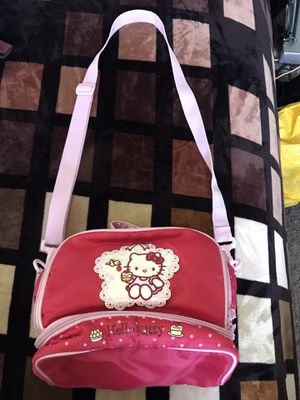 Hello kitty lunch bag for Sale in Fontana, CA