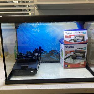 20 Gallon Fish Tank for Sale in Norwalk, CA