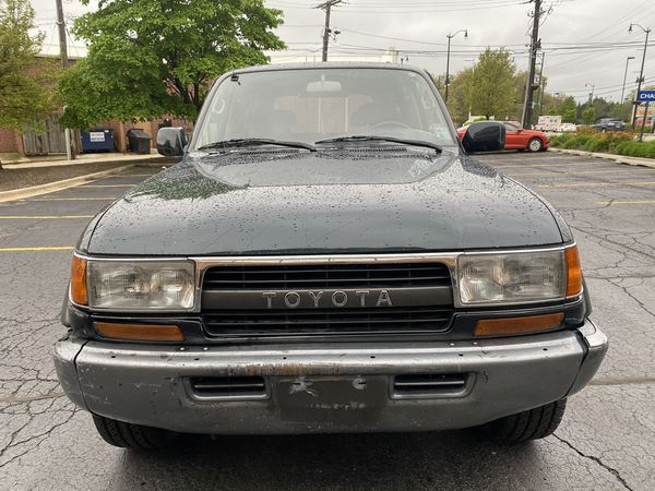 1994 TOYOTA LAND CRUISER 4WD WITH LOCKERS