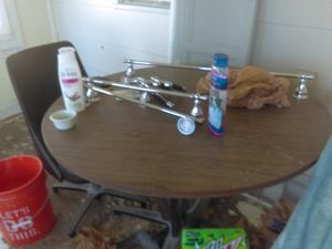 Antique Table and four chairs for Sale in Sunbury, OH