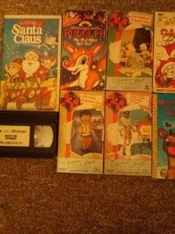 Christmas Classics VHS Tapes for Sale in Athens,  IL