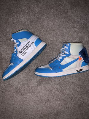 OFF-WHITE UNC JORDAN 1S for Sale in Hollywood, FL