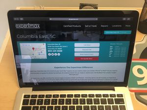 "2014 13"" MacBook Pro Retina for Sale in Columbia, SC"