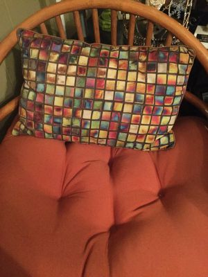 Decorative throw pillow for Sale in Marshall, TX