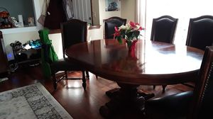Table with 6 chairs for Sale in Federal Way, WA