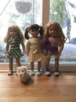 American Girl Doll Lot (Dolls, Furniture, Clothin, Accessories) for Sale in Danville, CA