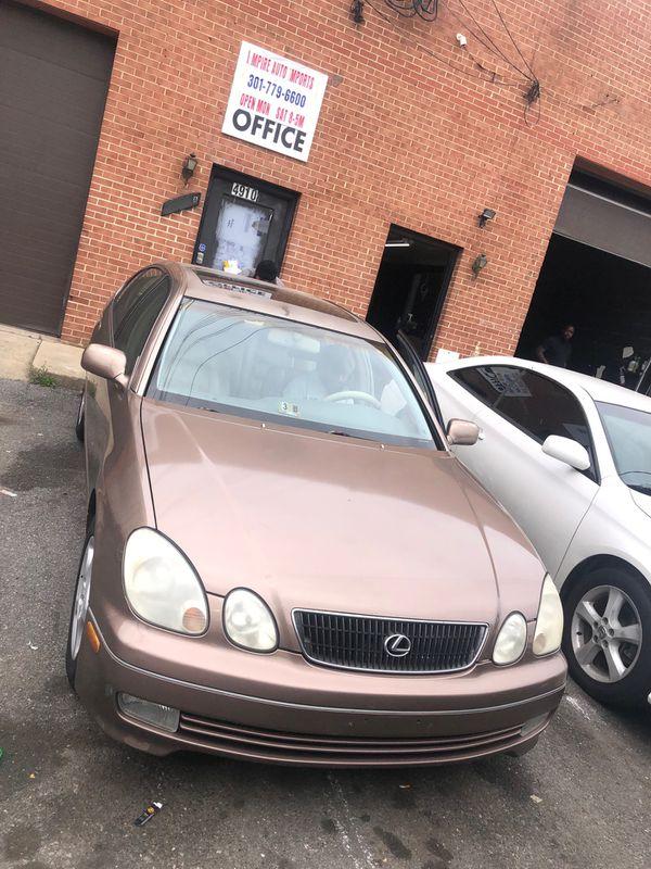 1998 Lexus GS300