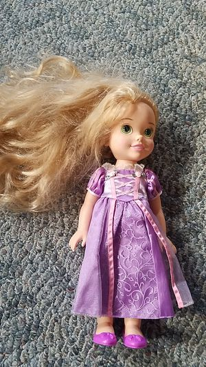 "Rapunzel doll, 15"" for Sale in Cleveland, OH"