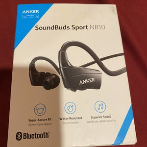 Anker Bluetooth Earphones for Sale in Naples, FL