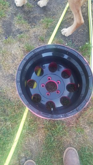 Eagle alloy 15x10 wheels for Sale in Snohomish, WA