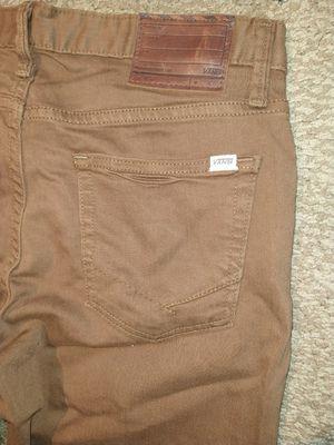 VAN'S BROWN PANTS/ SIZE 30 X 30 for Sale in Stockbridge, GA