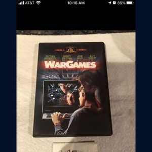 War games DVD for Sale in Fort Lauderdale, FL