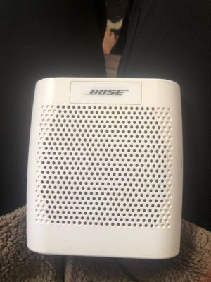 bose soundlink color speaker(CASHAPP ONLY) for Sale in Bayard, NE