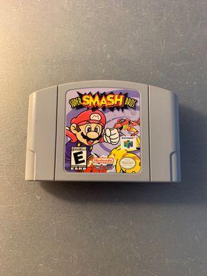 Super smash bros nintendo 64 n64 for Sale in Orange, CA