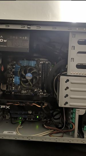 Gameing pc for Sale in Chino Hills, CA