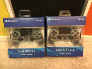 Brand new Sony PlayStation Dual Shock 4 wireless controller for PS4 for Sale in Arcadia, CA