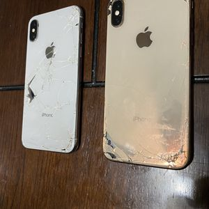 2 Iphone X for Sale in Pittsburgh, PA