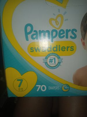 Step-dad bought wrong diapers!! for Sale in Antioch, CA