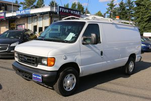 2007 Ford Econoline Cargo Van for Sale in Seattle, WA