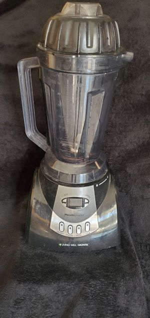 Living well health master montel Williams blender YD2088e for Sale in Henderson, NV