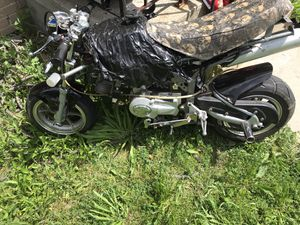 X18 nitro pocket bike 110 for Sale in Pontiac, MI